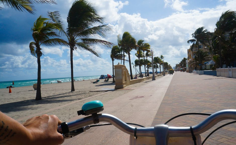 Florida's Hollywood and Fort Lauderdale