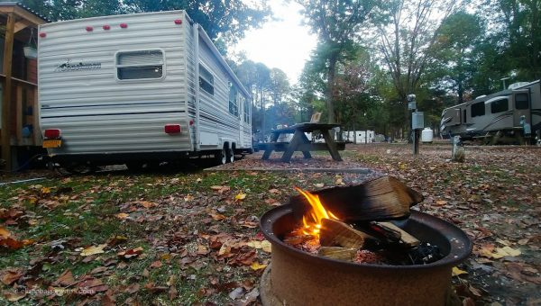 Wander Green At Waynesboro 340N Campground