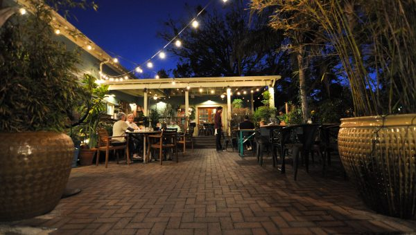 wander green St Augustine The Floridian Restaurant