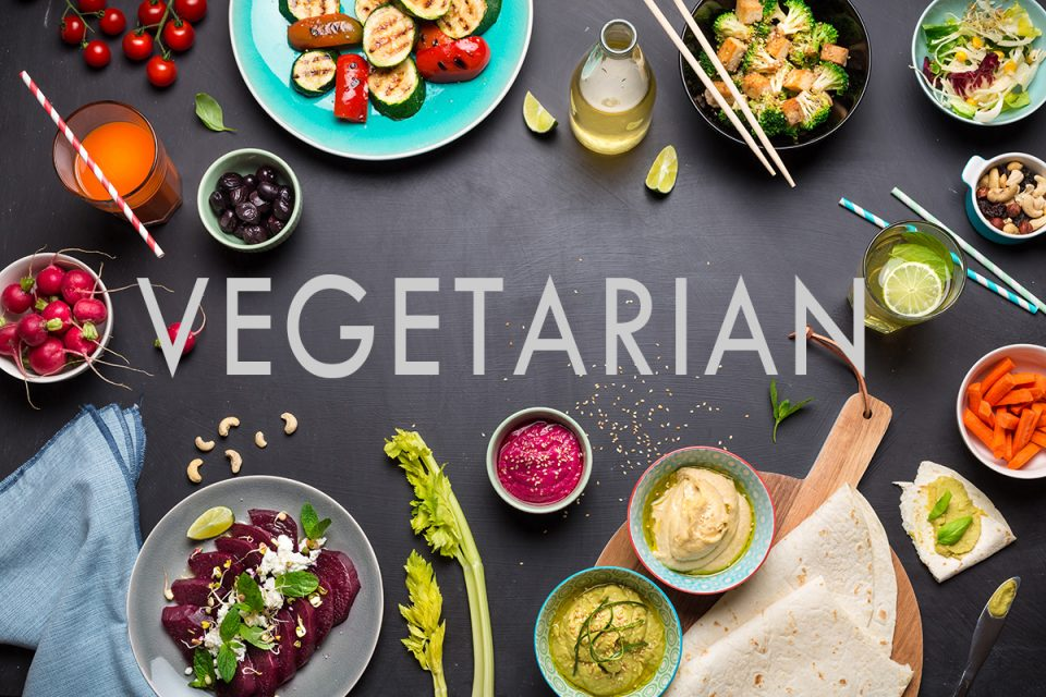 Top 10 Best Vegetarian Cookbooks 2018