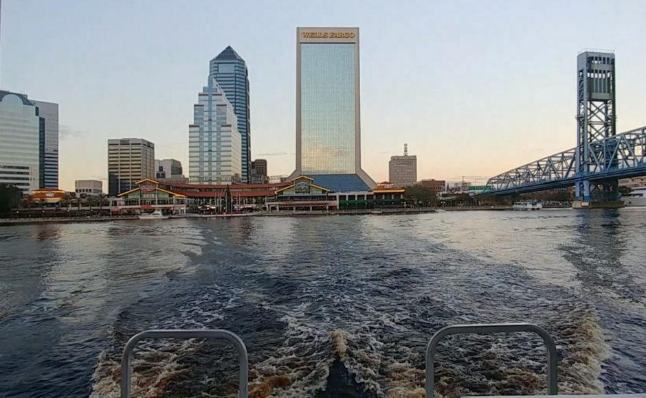St. Johns River Water Taxi Jacksonville Florida