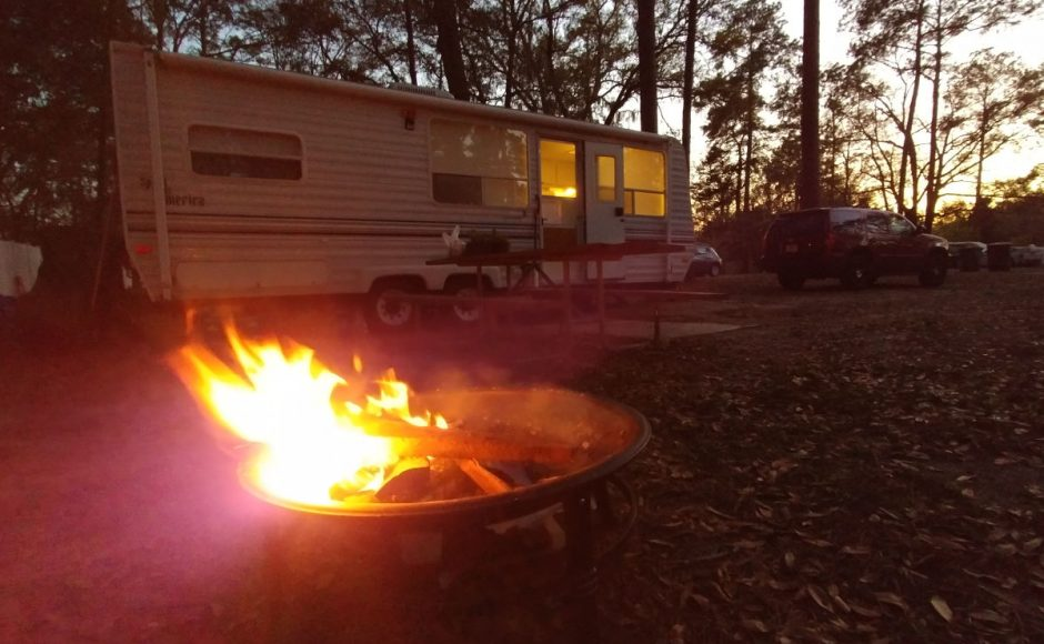 Remote and Nomad living in St. George Island & Tallahassee