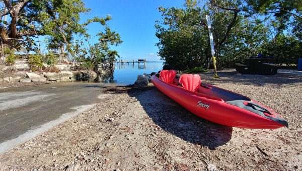 Wander Green Florida Keys-Sunset Point Park Kayaking