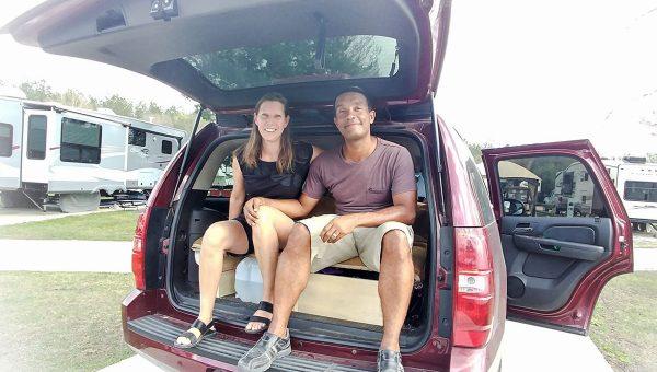 Wander Green Truck Camping Florida Keys