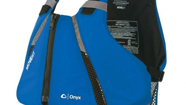 Paddle Life Vest Onyx