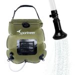 Sportneer Solar Camping Shower Bag