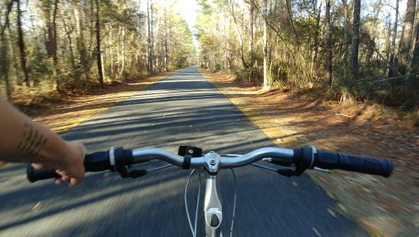 Tallahassee St Marks Historic Railroad State Trail