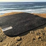 Recycled Floor Yoga Meditation Mat