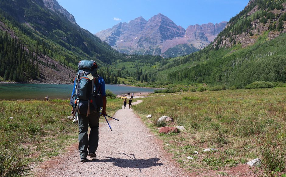 Aspen Colorado – Backpacking At Maroon Bells