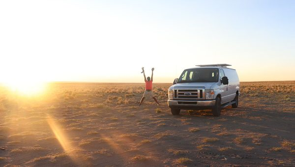 Vanlife in Salida Colorado and Great Sand Dunes National Park and Preserve
