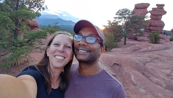 Vanlife Colorado Springs and Manitou Springs