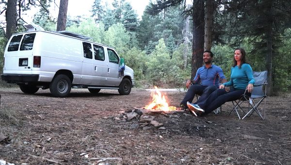 Vanlife Pagosa Springs