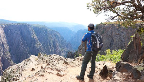 Black Canyon Of The Gunnison National Park, Colorado US