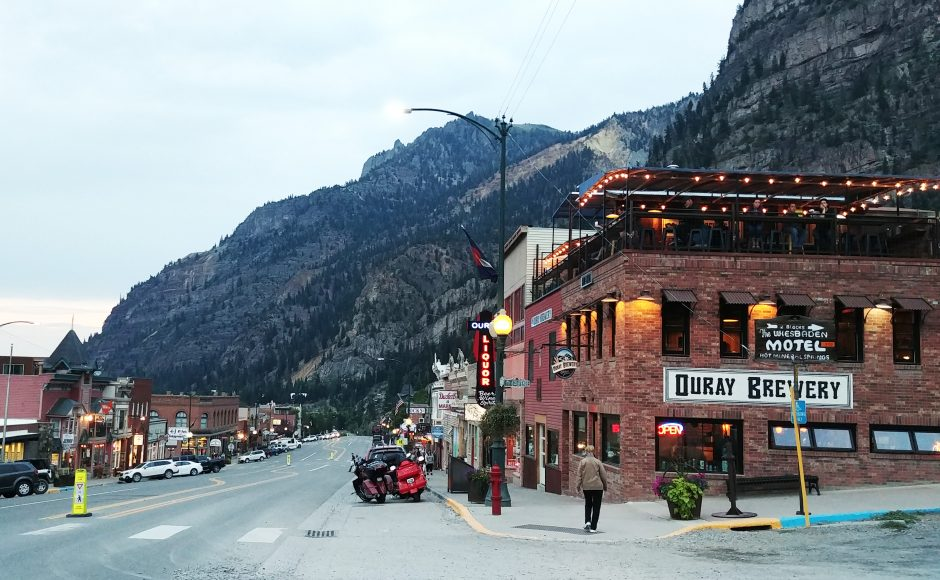 Durango and Ouray Colorado
