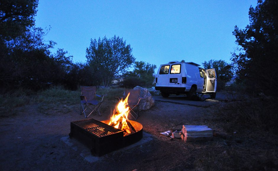 Vanlife At Dinosaur National Monument Jensen And Vernal Utah