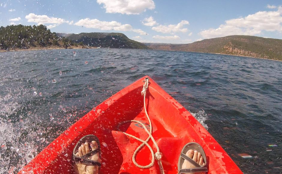Flaming-Gorge-National-Recreation-Area-Kayaking