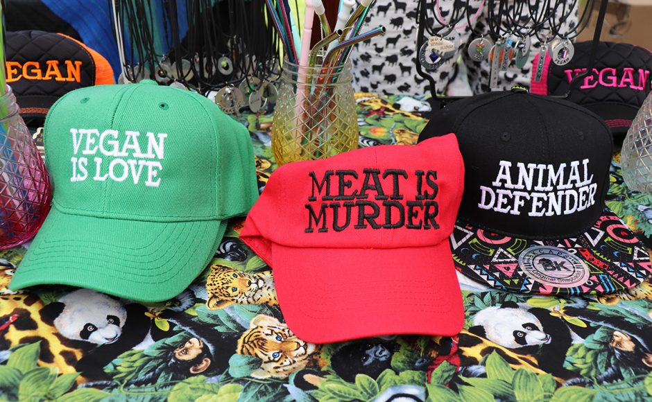 Earth-Day-Orlando-2019-Vegan-Hats