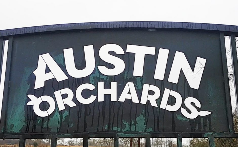 Sustainable Living: Austin Orchards Fruit & Vegetable Farm in Garfield, Texas