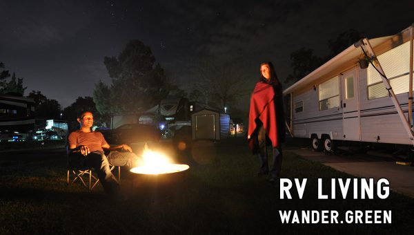 Winter RV Living in Florida as Digital Nomads
