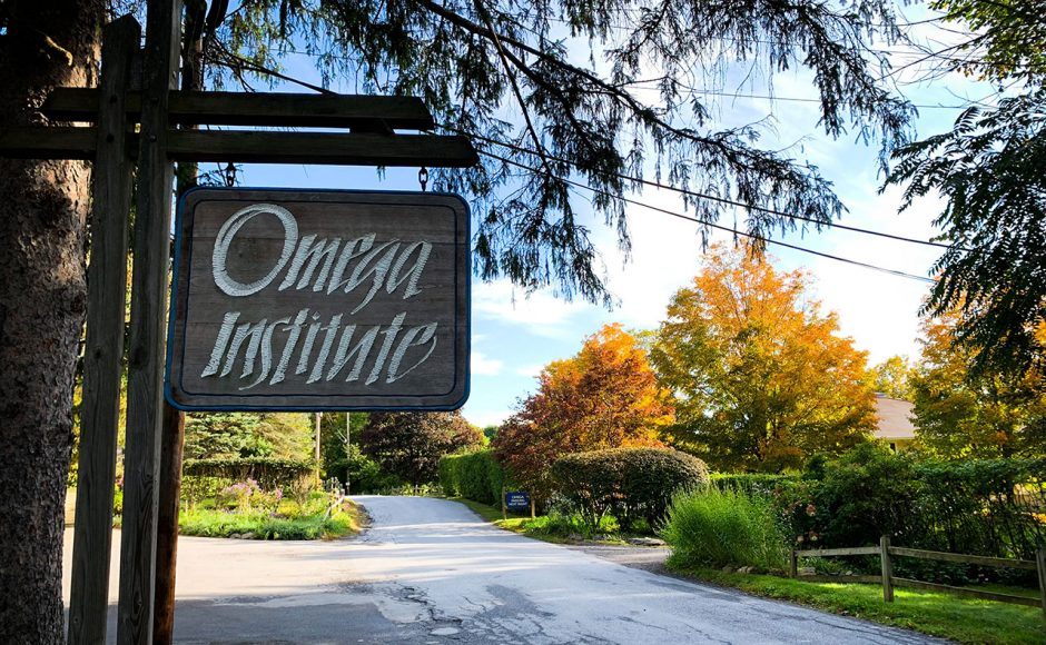 Sustainable Living: Interview with Omega Center for Sustainable Living and Omega Institute