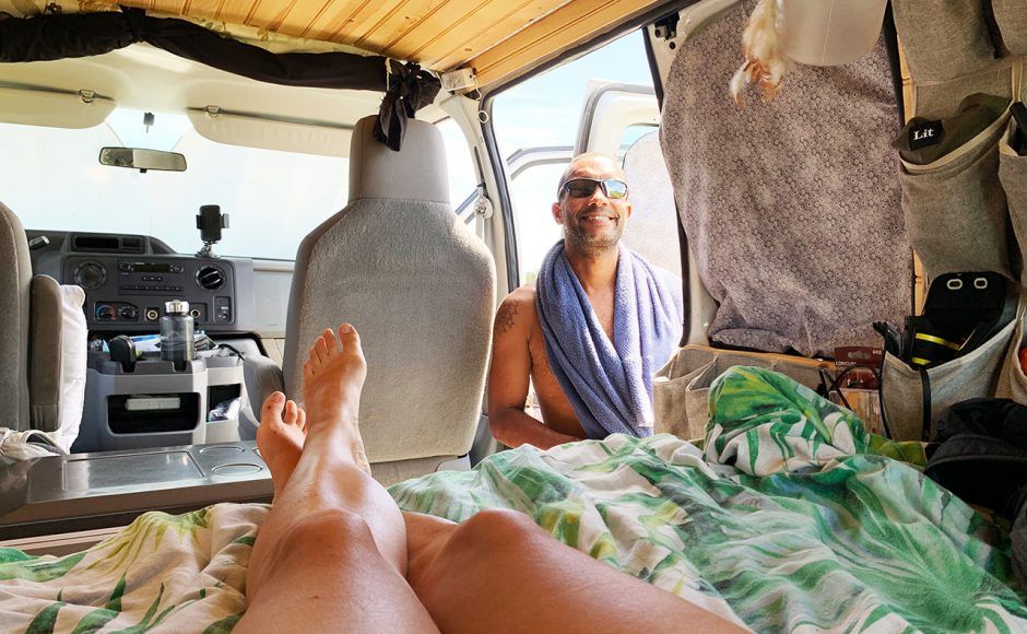 The East Coast #Vanlife Tour Road Trip Part 2