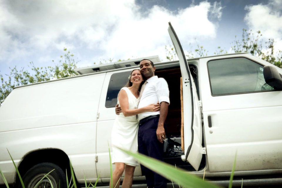 Our Pandemic Wedding and RV Homestead